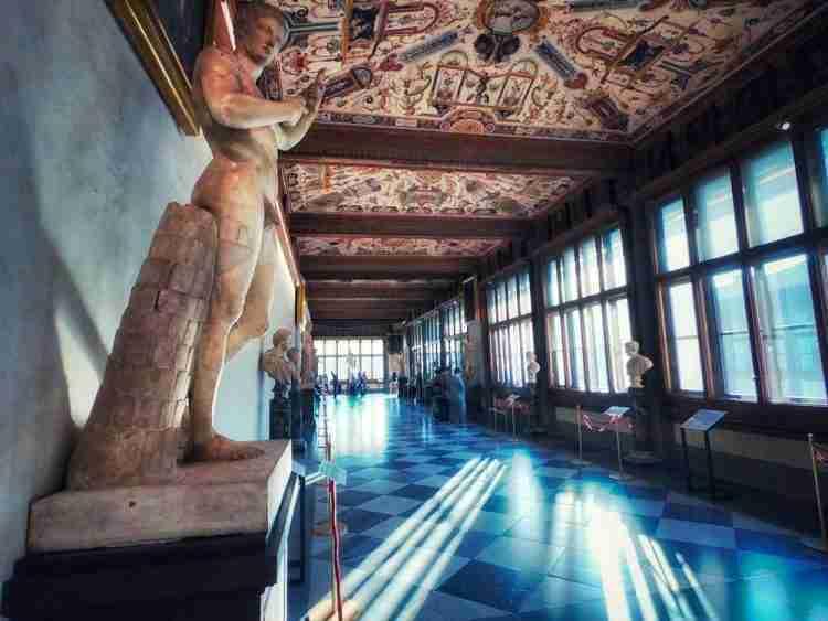 Tour Uffizi